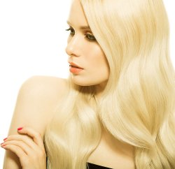 #613 Light Blonde, 70 cm, Tape Extensions