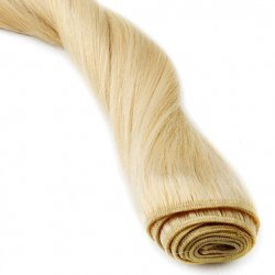 #1 Black, 40 cm, Hair Weft