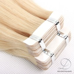 Double drawn Tape Extensions